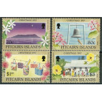 Pitcairn Islands 506-509 **