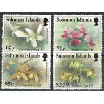 Solomon Islands 803-806 **