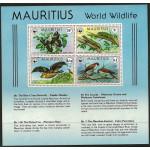 Mauritius block 8 **