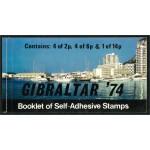 Gibraltar 310B-312B ** häfte