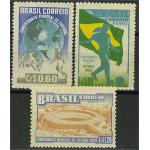 Brasilien 752-754 **