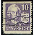 Sverige 259A v1 stämplad