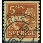 Sverige 141bz stämplat