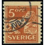 Sverige 142Abz stämplad