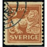 Sverige 142Acc stämplad