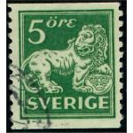 Sverige 143Acc stämplad