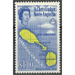 St. Christopher Nevis Anguilla 151 **