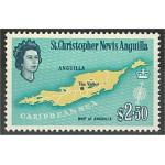 St. Christopher Nevis Anguilla 152 **