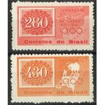 Brasilien 1007-1008 **