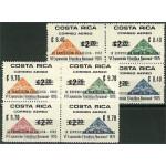 Costa Rica 1173-1180 **