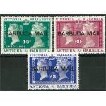 Barbuda 1267-1269 **