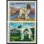 Monaco 1347-1348 **