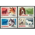 Rumänien 5574-5577 **