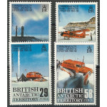 British Antarctic Territory 148-151 **