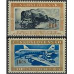 Tjeckoslovakien 842-843 **