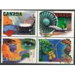 Canada 1533-1536 **