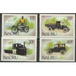 Nauru 316-319 **