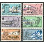 British Antarctic Territory 78-83 **