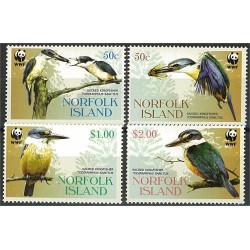 Norfolk Island 895-898 **