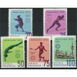Indonesien 711-715 **