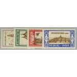 Nederländska Indien 174-177 *