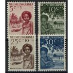 Nederländska Nya Guinea 45-48 **