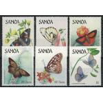 Samoa 583-585 **