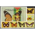 Sao Tome e Principe 561-566 + block 32 **