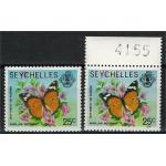 Seychellerna 398 I + 398 II.I **