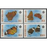 Seychellerna 629-632 **