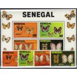 Senegal 759-766 **