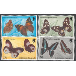 Solomon Islands 455-458 **