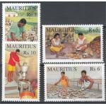 Mauritius 941-944 **