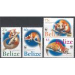 Belize 1285-1288 **