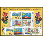 Jersey 924-927 + block 25 **