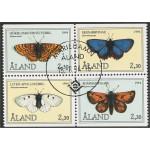 Åland 82-85 stämplade