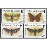 Tristan da Cunha 485-488 **