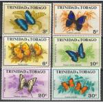 Trinidad & Tobago 293-298 **
