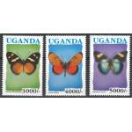Uganda 1084-1086 **