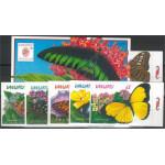 Vanuatu 1065-1070 + block 32 **