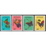 Nederländska Antillerna 363-366 **