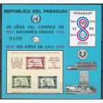 Paraguay block 283 **