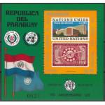 Paraguay block 291 **