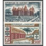 Dahomey 173-174 **