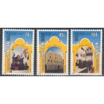 Nederländska Antillerna 467-469 **