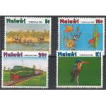 Malawi 352-355 **