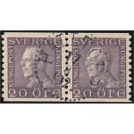 Sverige 179A par HALLTORP 17.8.1921
