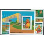 Grenada 1737-1740 + block 202 **