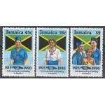Jamaica 733-735 **