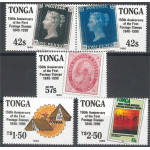 Tonga 1123-1127 **